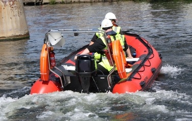 Safety Boat Rental Services