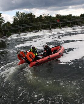 Safety Boat And Rescue Boat Services