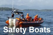 Safety Boat Services For Ship Maintenance