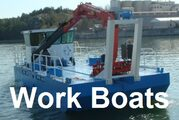 Work Boat Hire For Ship Maintenance And Repairs